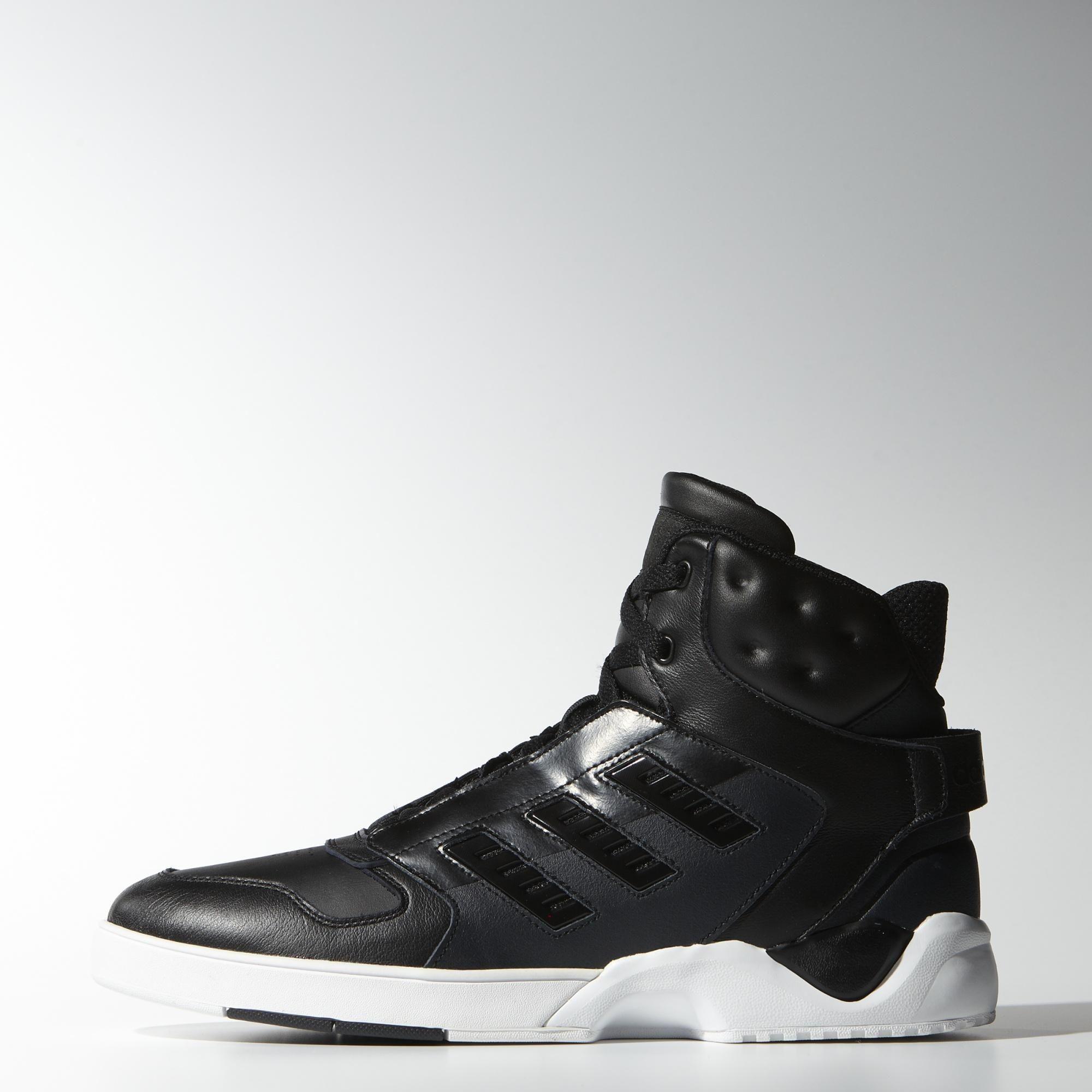 zapatillas adidas hombres casual negras