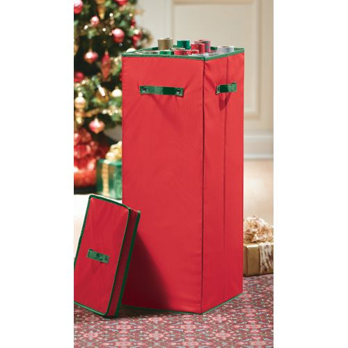 Wrapping Paper Storage Container Image