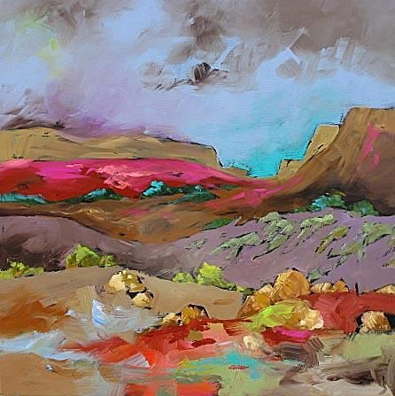 Glorious Southwest by Linda Monfort