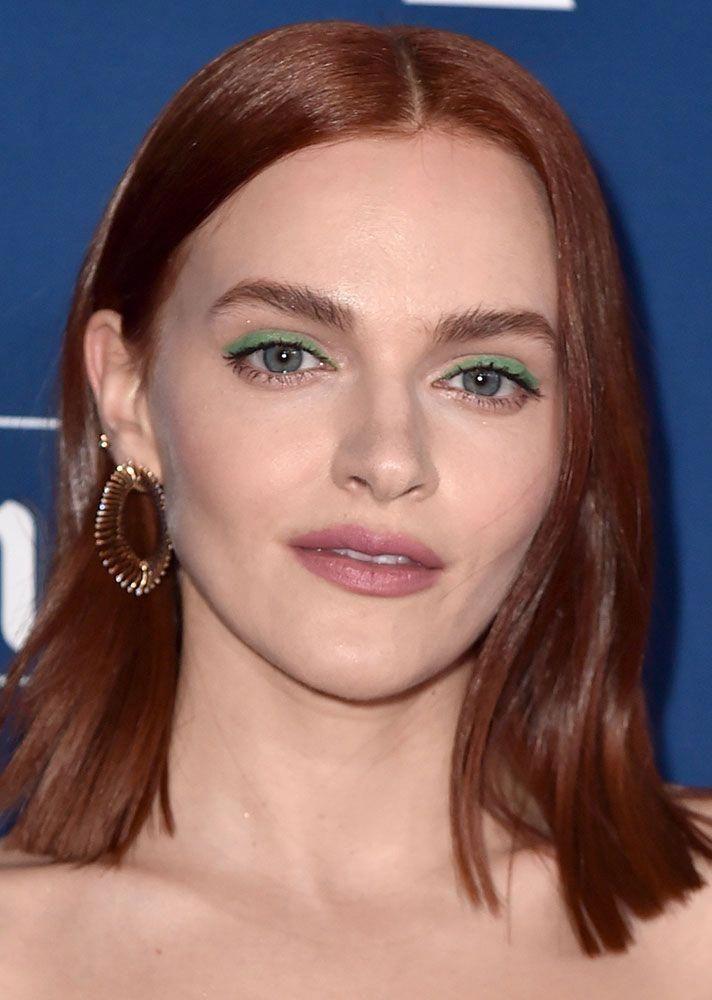 Photo of Beautiful celebrity eyeliner Scarlett Johansson