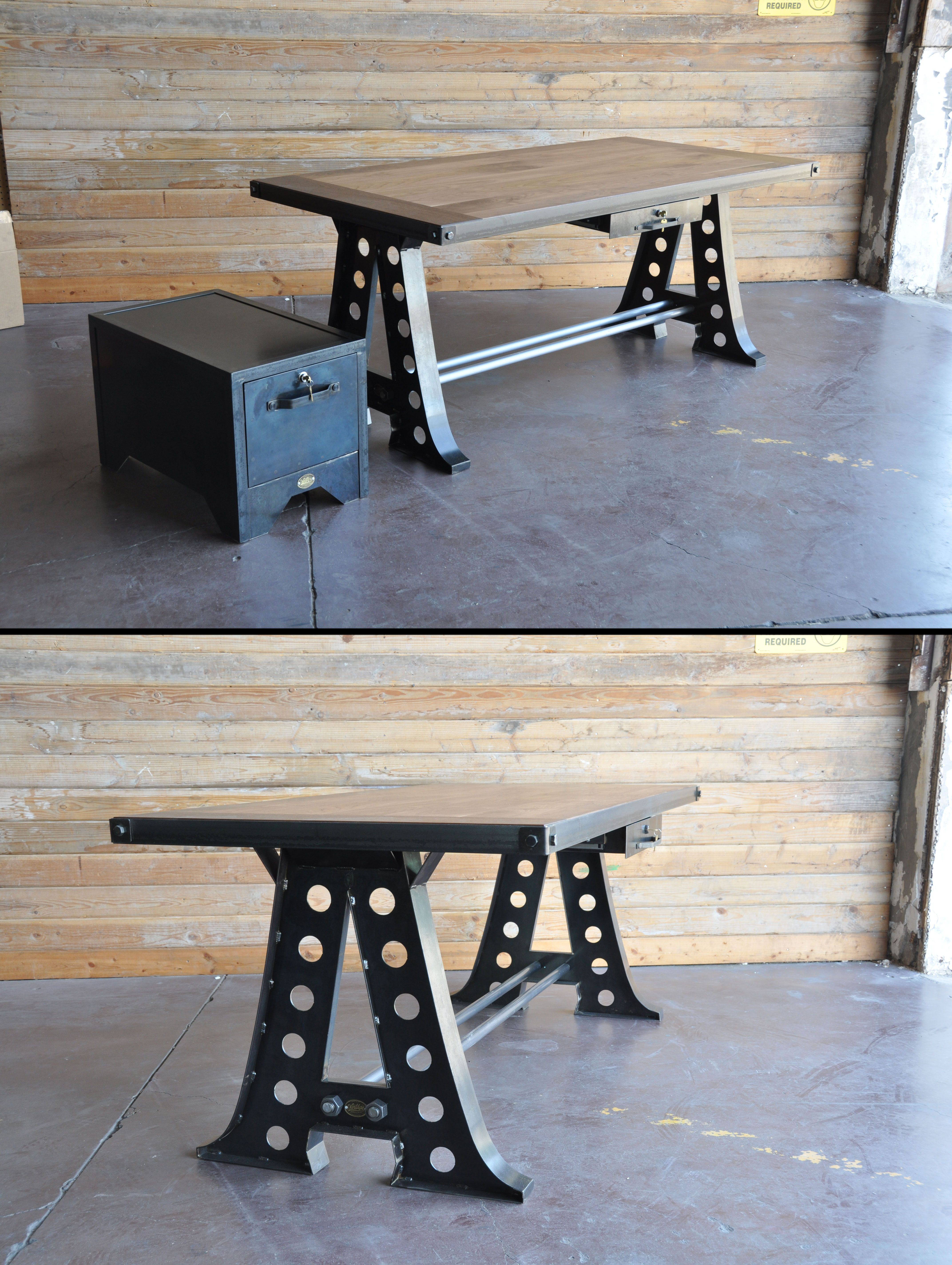 A Frame Desk By Vintage Industrial Furniture In Phoenix, Az