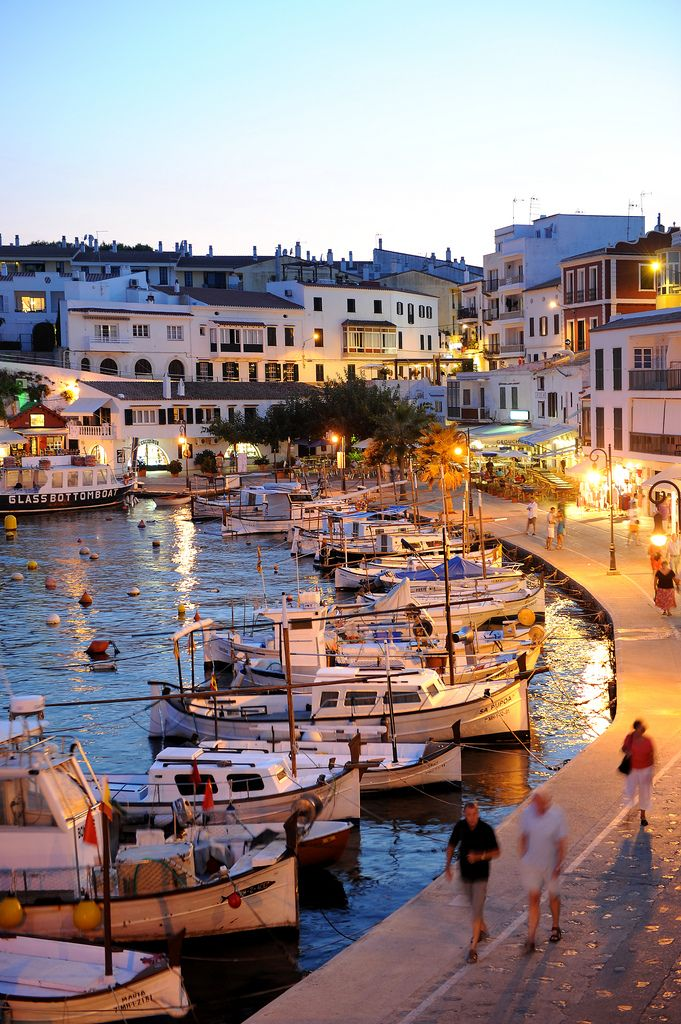 Es Castell, Cales Fonts, Menorca, Spain | by - Travel Story Bazaar -