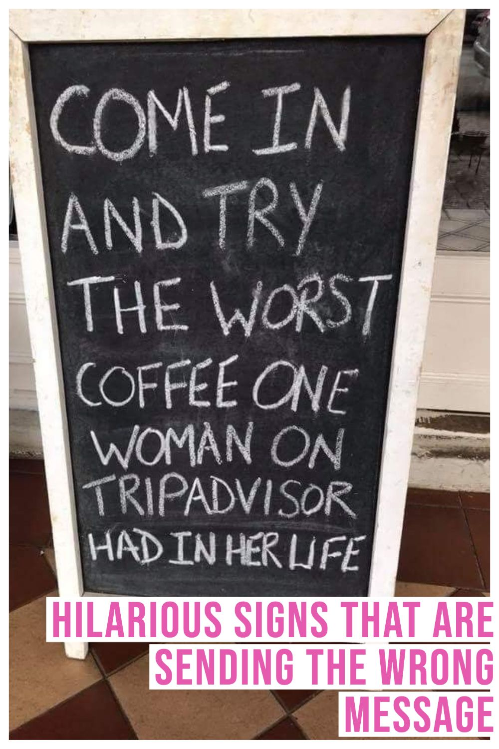35 Funny Signs That Actually Exist Funny Signs Funny Funny Quotes About Life