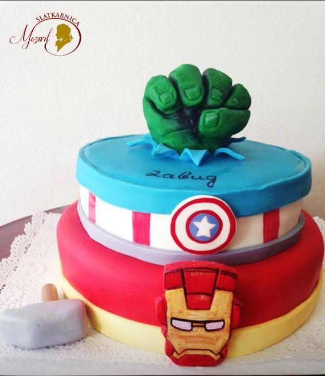 Happy Santa - Cake by Mocart DH - CakesDecor   Santa cake