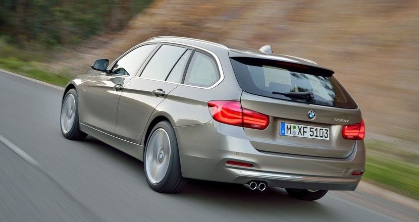 BMW muestra en movimiento el actualizado Serie 3 (con vídeo) - http://www.actualidadmotor.com/bmw-muestra-en-movimiento-el-actualizado-serie-3-con-video/