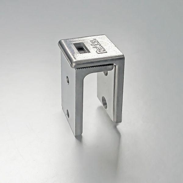 Ada Compliant Handrail Bracket For 7 Rail Rakks Store