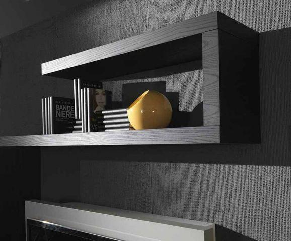 Photo of Parete attrezzata Side System mod. 5 con porta tv