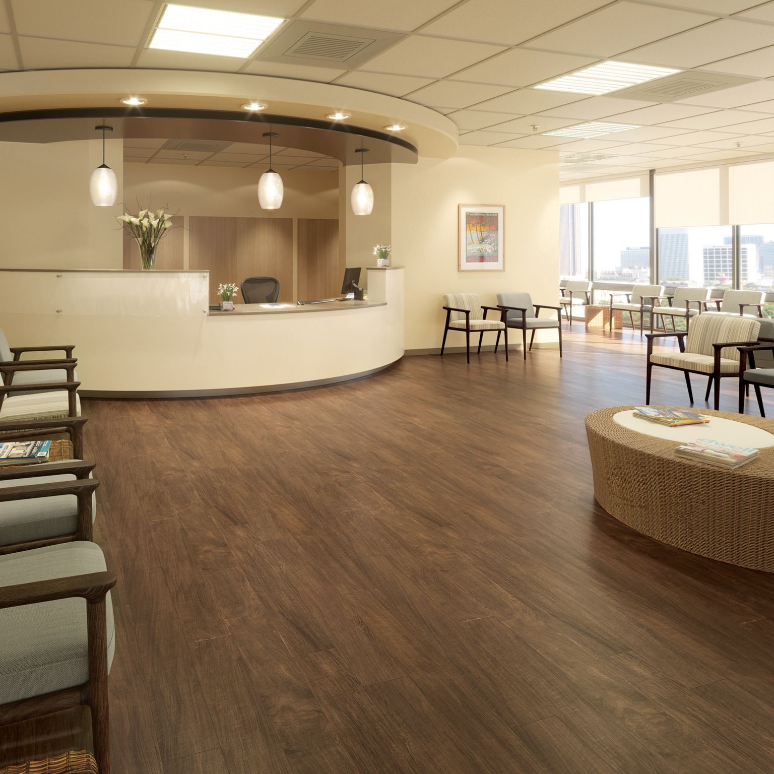 Need flooring for your office, business, or other