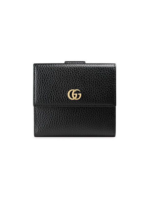 87ca200573bd GUCCI Leather French Flap Wallet. #gucci #wallet | Gucci in 2019 ...