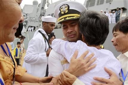 FEDS: NAVY SECRETS BOUGHT WITH PROSTITUTES