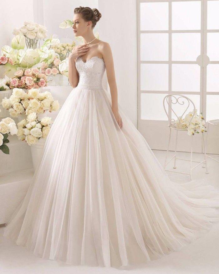 a70a70a64e Decote coração e corte princesa para o seu vestido de noiva ...