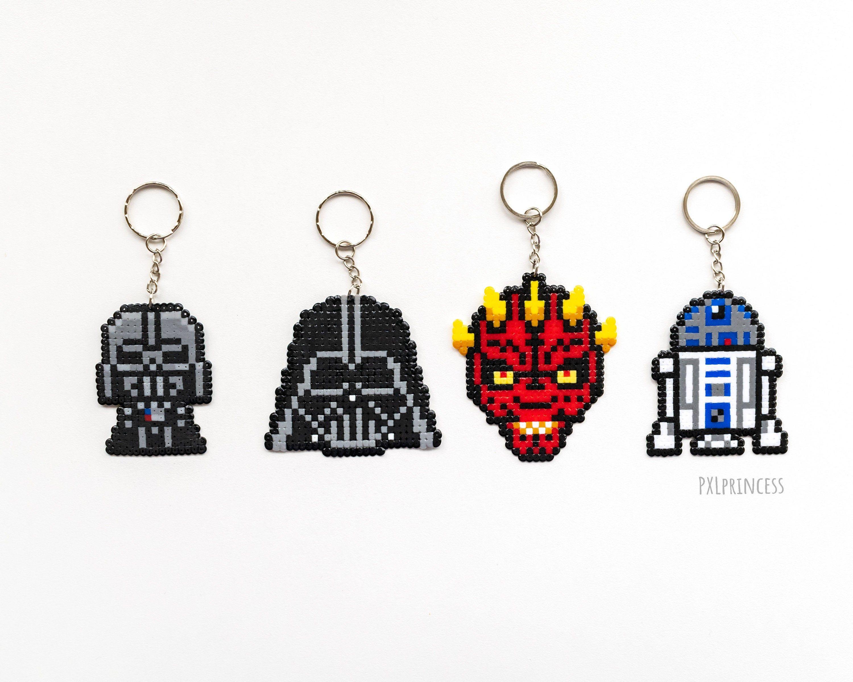 Star Wars Darth Vader Bugelperlen Basteln Mit Kindern Basteln