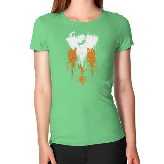 Falling In Reverse Women's T-Shirt