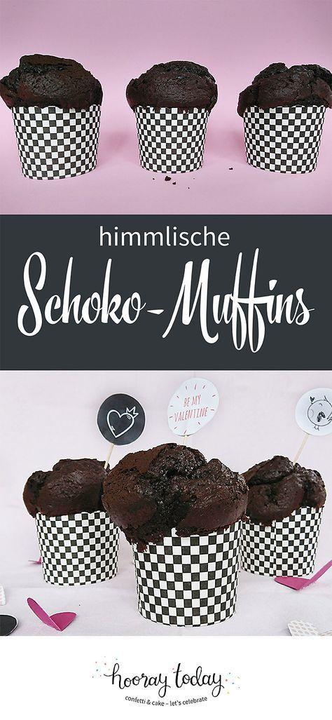 Schokomuffins Rezept und Caketopper zum Download Ein Traum für jeden Schokoholic! Ein super schnelles Rezept für diese saftig, leckeren Muffins :)Ein Traum für jeden Schokoholic! Ein super schnelles Rezept für diese saftig, leckeren Muffins :)