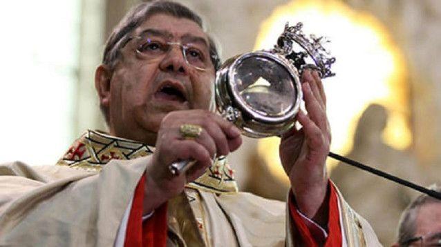 Il miracolo di san gennaro si ripete anche oggi naples for Notizie dal parlamento oggi