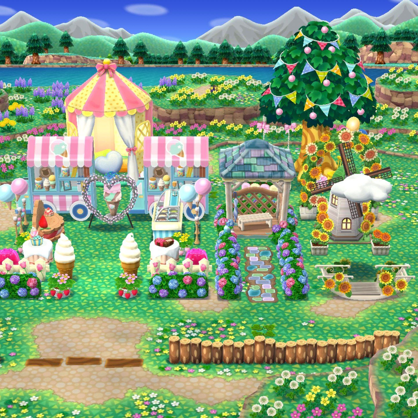 ♡CAMPER CUTIE♡ on (With images) Animal crossing game