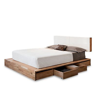 Lax Series Storage Platform Bed By Mashstudios Platform Bed Designs Low Platform Bed Wooden Platform Bed Full size wood bed frame