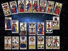 Carte Tarot Divinatoire.Symbolisme Et Interpretation Divinatoire Du Tarot De