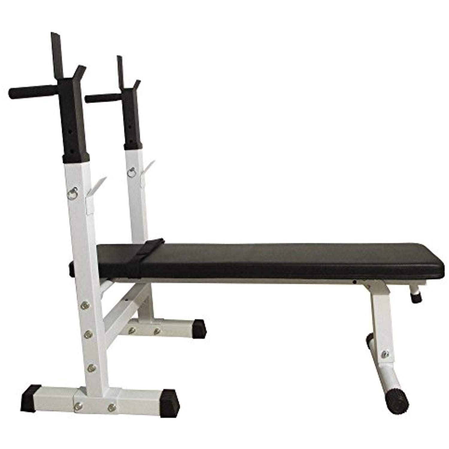 Mattio Adjustable Fitness Weight Bench Flat And Incline Posture