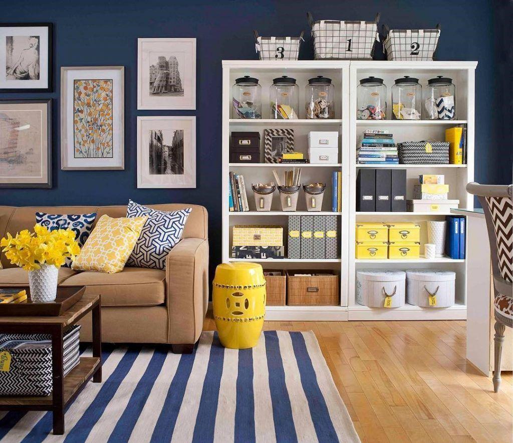 Ilumina Tu Habitaci N Con El Brillo Del Amarillo Casa Muebles  # Muebles De Casa