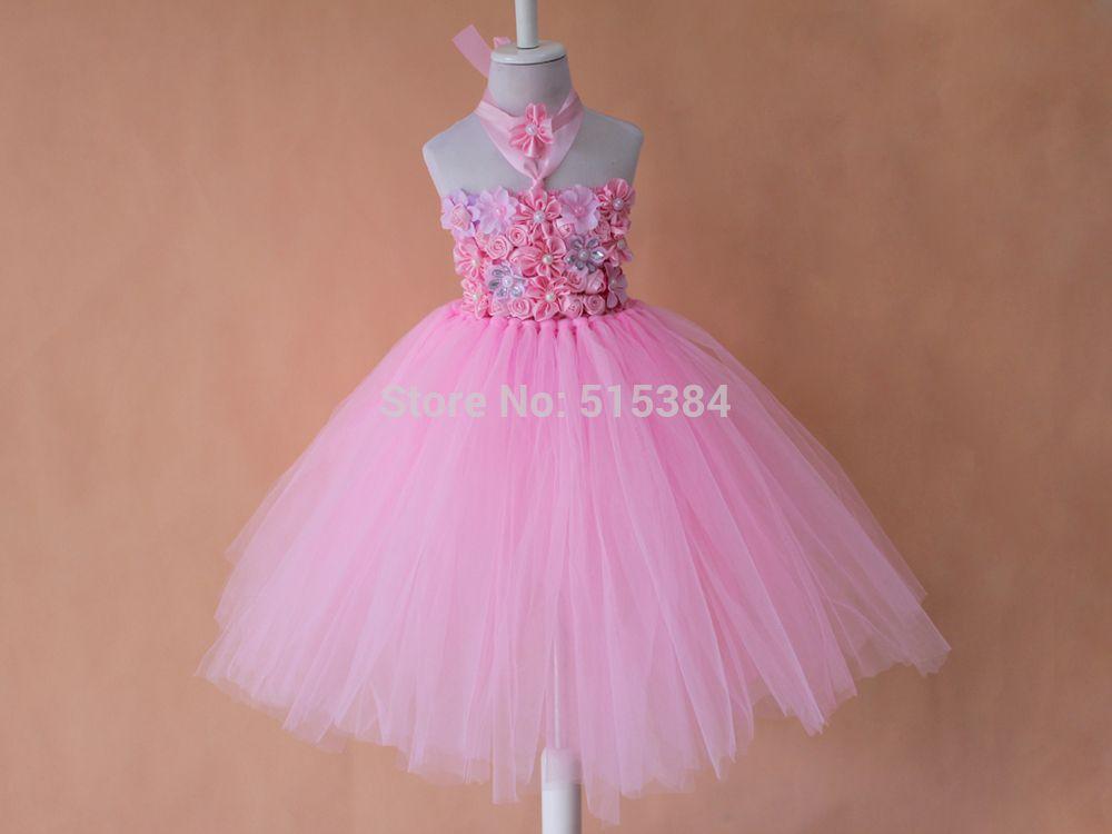 Aliexpress.com: Comprar Vestido de bautizo para la niña fotografía ...