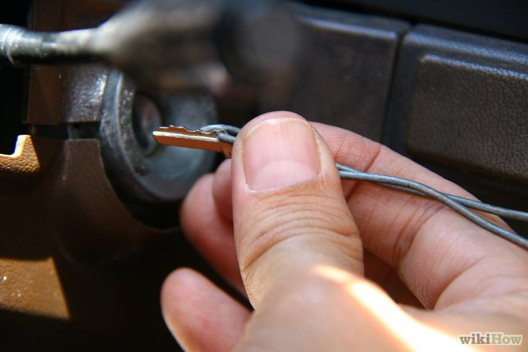 Remove A Broken Key From An Ignition Lock How To Remove Key