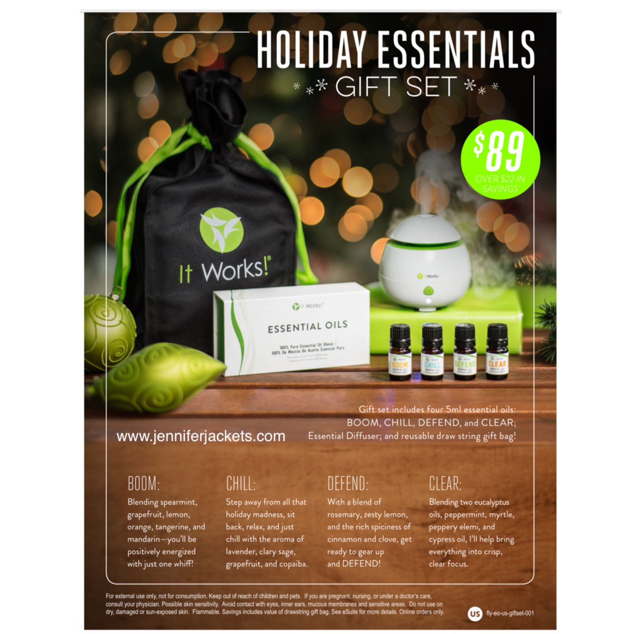 I am so stinking excited!!!!! I just got mine ordered! Did you know⁉ While the It Works! Essential Oils line may be new, we're not new to essential oils‼ You'll find essential oils used throughout our Body and Skin lines  including rosemary ❤and eucalyptus  oils in That Crazy Wrap