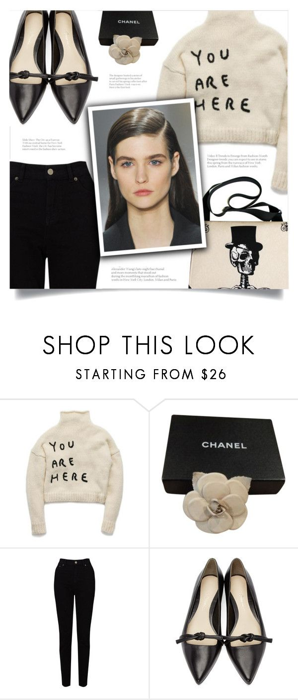 """""""Untitled #651"""" by metalhippieprincess ❤ liked on Polyvore featuring Chanel, EAST and 3.1 Phillip Lim"""