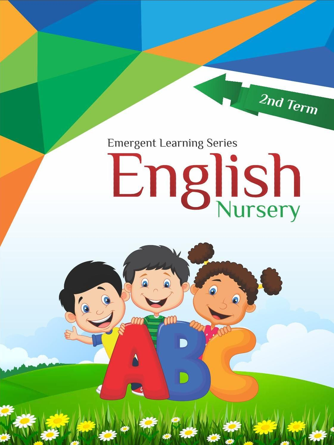 Nursery english (2nd term) pdf | Buku pelajaran | English books for