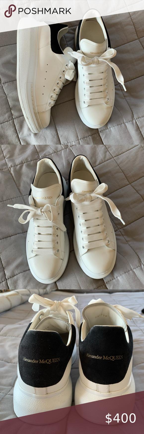 Alexander McQueen oversize sneakers 38