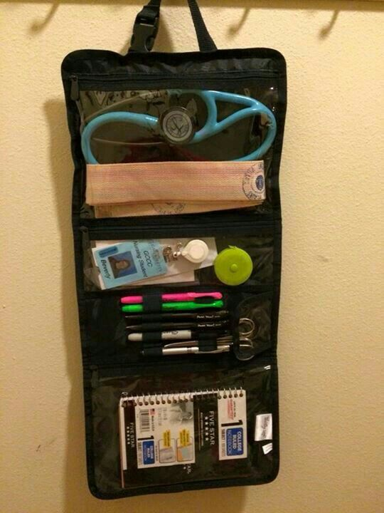Keep Your Nursing Supplies Organized With The Hanging