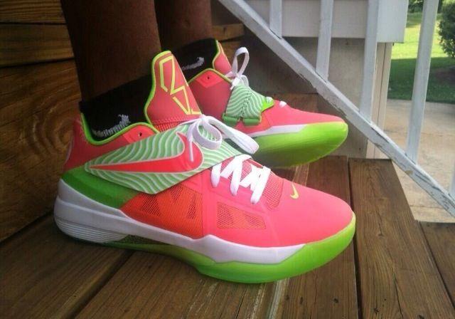 100% Hight Quality Nike KD V Nerf Custom