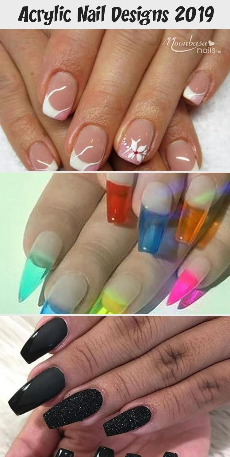Acrylic Nail Designs 25   Winter   acrylic designs winter ...