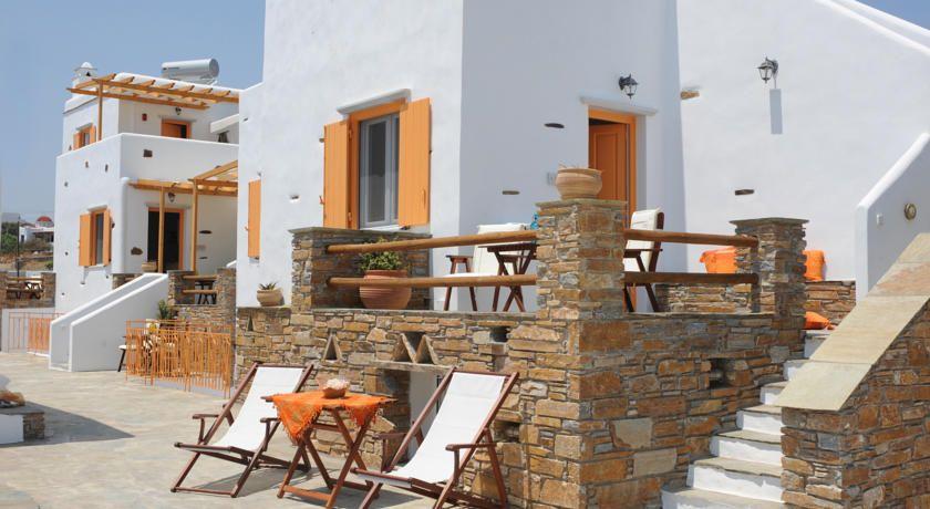 Διαμέρισμα Aigaio Studios (Ελλάδα Τήνος Χώρα) - Booking.com