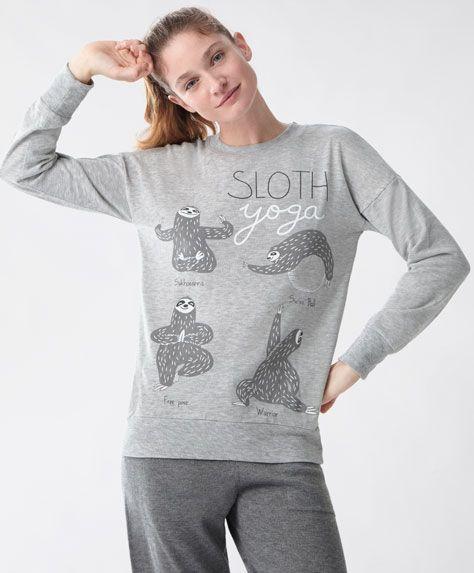 Novedades En Ropa Para Estar En Casa Y Dormir Oysho Ropa Moda Para Niñas Pijamas