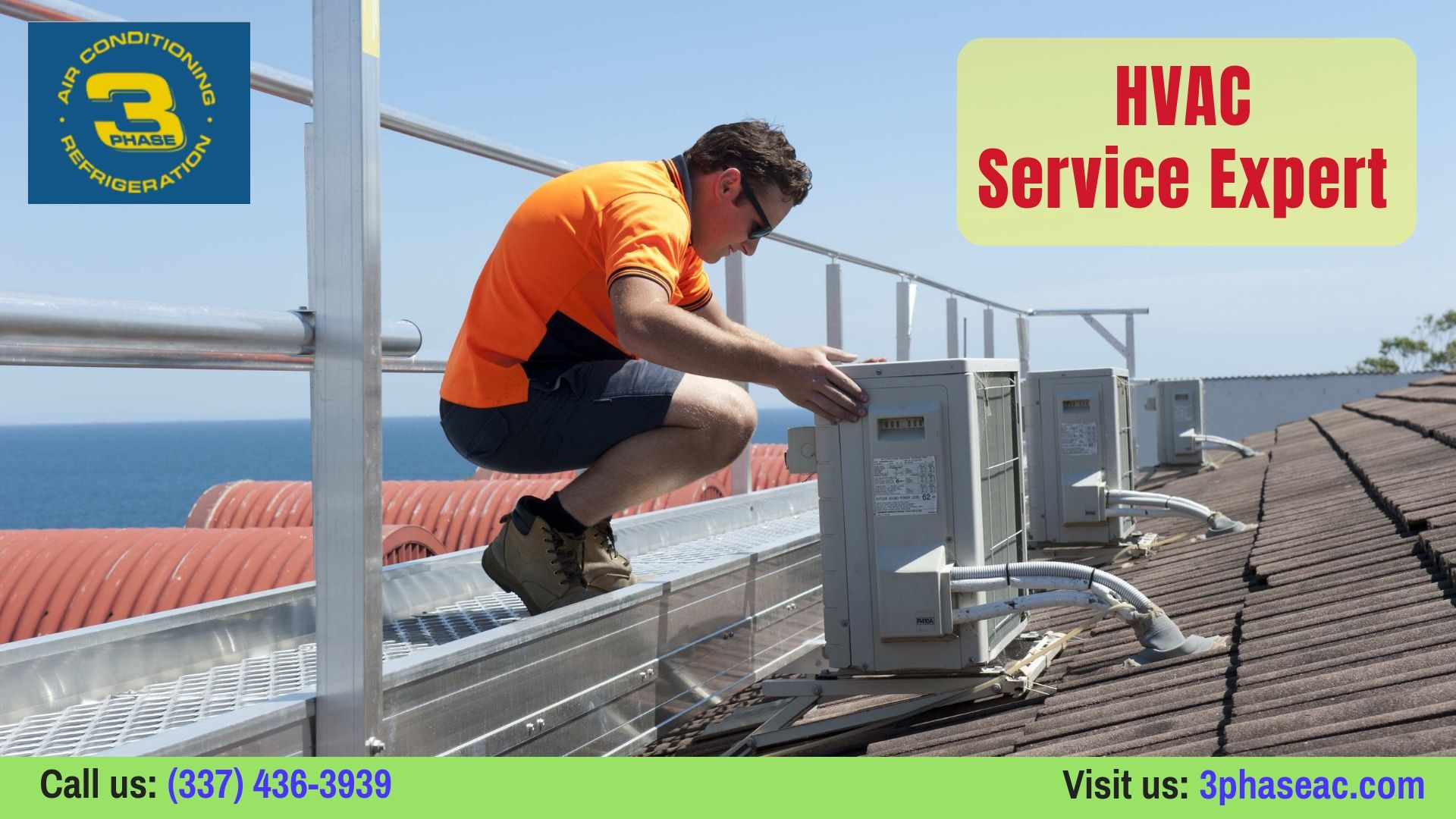 Are You Searching For Quality Hvac Repair Services Our Three Phase Ac Commercial Maintenance Hvac Repair Commercial Air Conditioning Air Conditioner Repair
