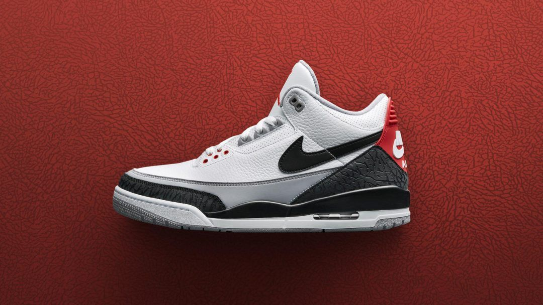 b9ff2b05 The Original Air Jordan 3 Sketch Comes to Life with the Air Jordan 3 'Tinker'  - WearTesters