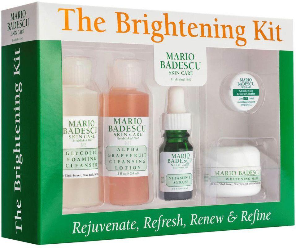 Mario Badescu Brightening Regimen Kit Skin Brightening