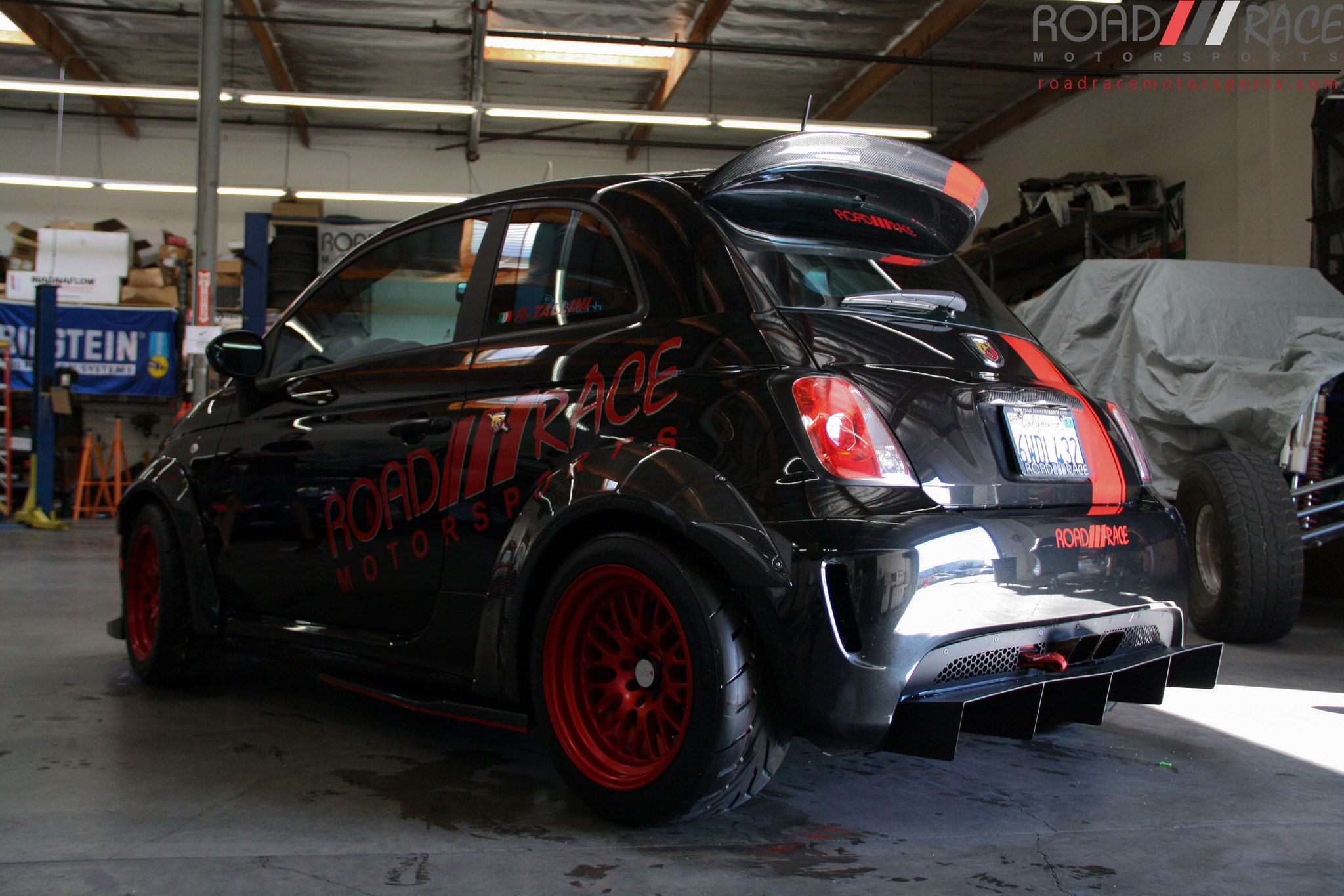 Fiat 500 Abarth Widebody With Images Fiat Fiat 500 Fiat Abarth