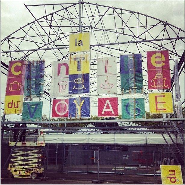 Le Cantine du voyage à #Nantes se prépare pour 2014 #restaurant