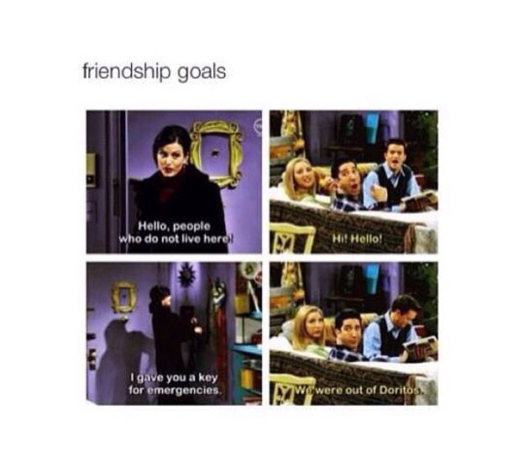 Pin By Meg Porter On Funny Pinterest Friends Friends Tv And