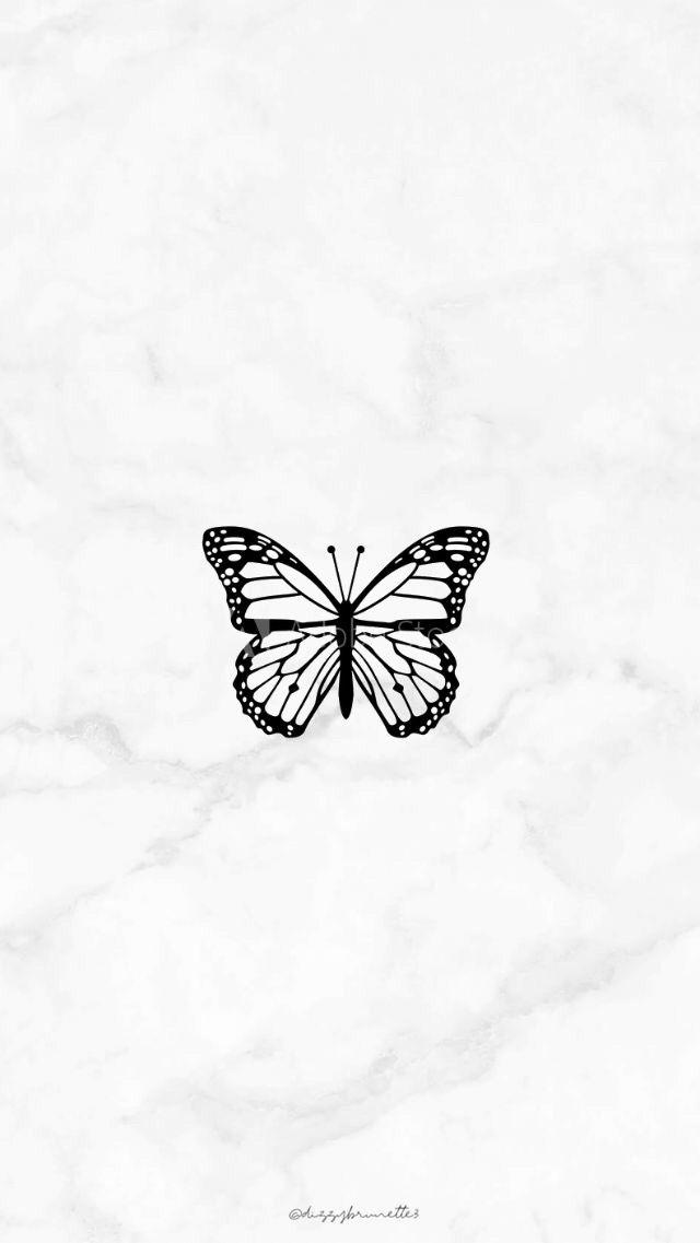 Titelbild Iphone Wallpaper Tumblr Aesthetic Butterfly Wallpaper Iphone Wallpaper Iphone Cute