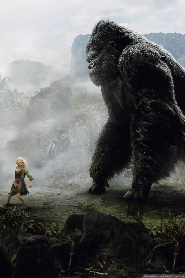 iphone wallpapers background -King kong movie