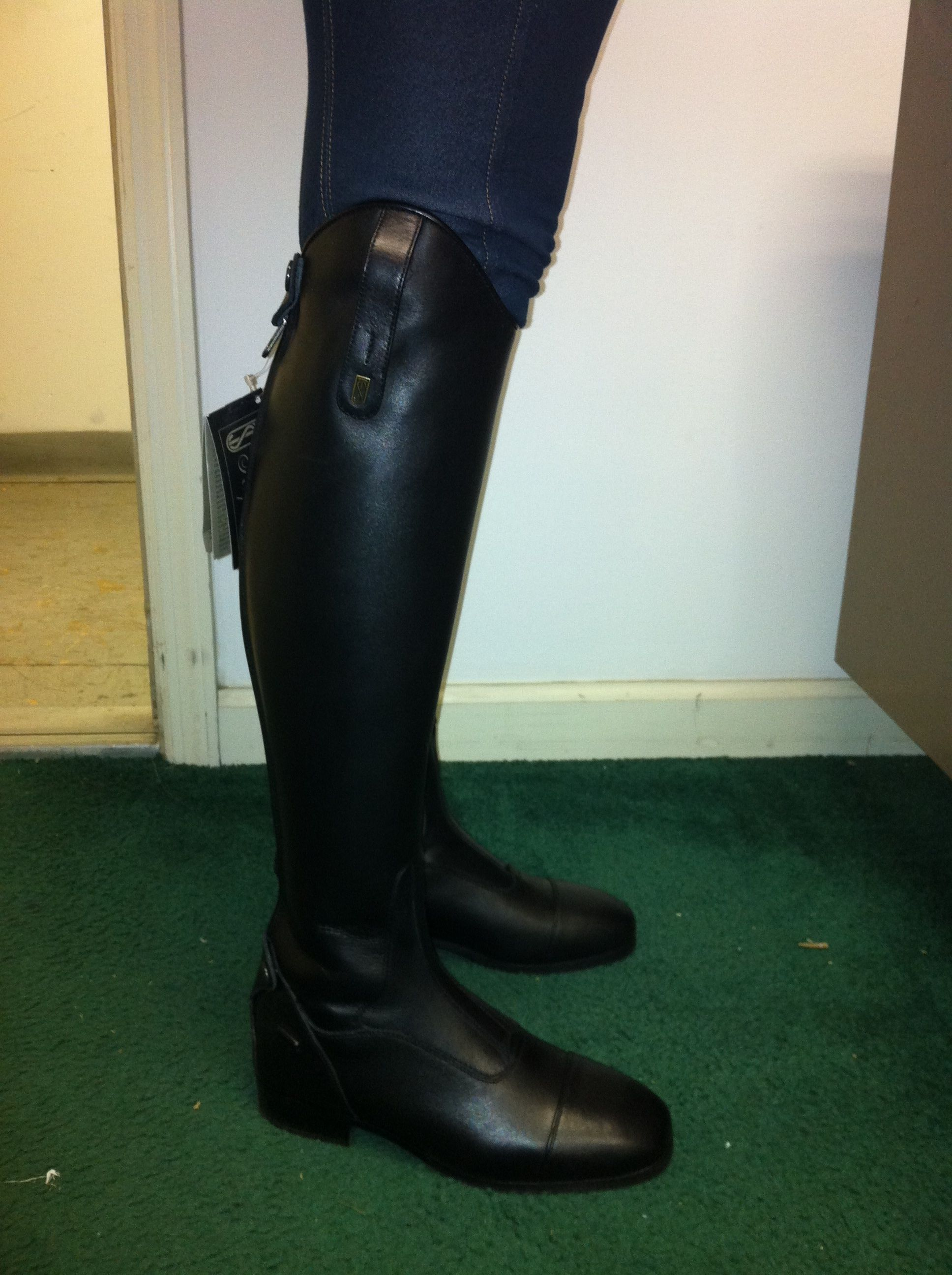 Tredstep New Raphael Tall Boots Equestrian Style