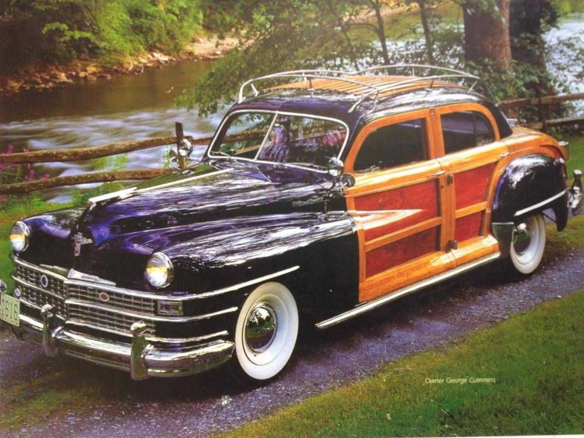 1947 Chrysler Town Country Town Country For Sale