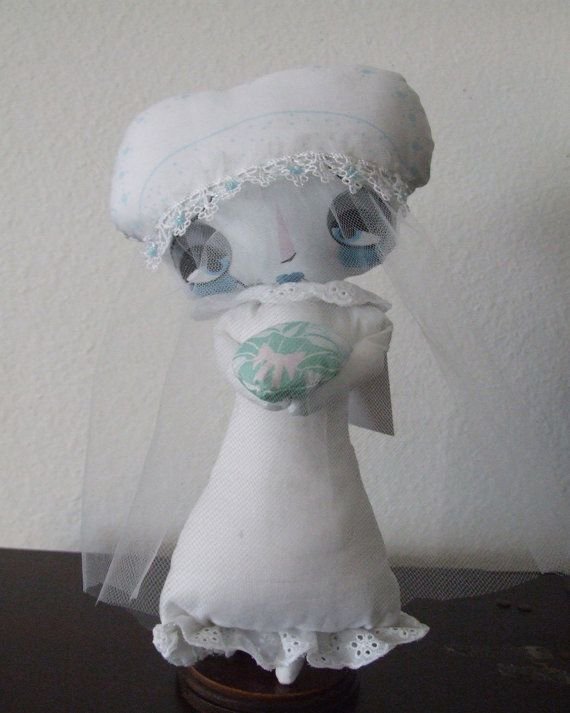 Phantom Bride Limited Ed by curioddities on Etsy, $40.00