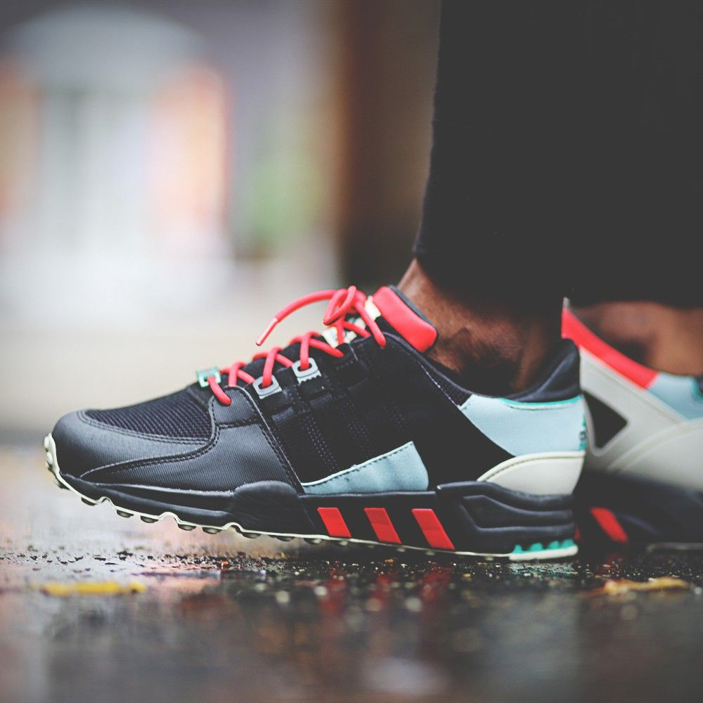 Adidas Equipment Running Support 93 Earth Carbon