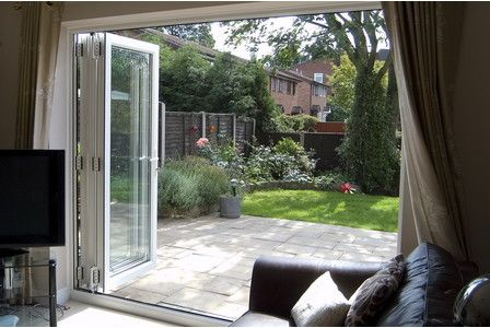 garden shed foldaway doors google search