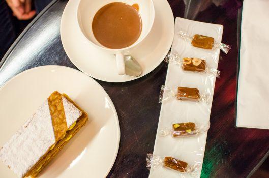 A Girly Brunch: Café Charlot and JacquesGenin