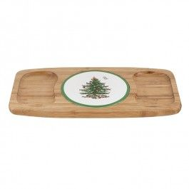 Spode Christmas Tree Cheese Tray